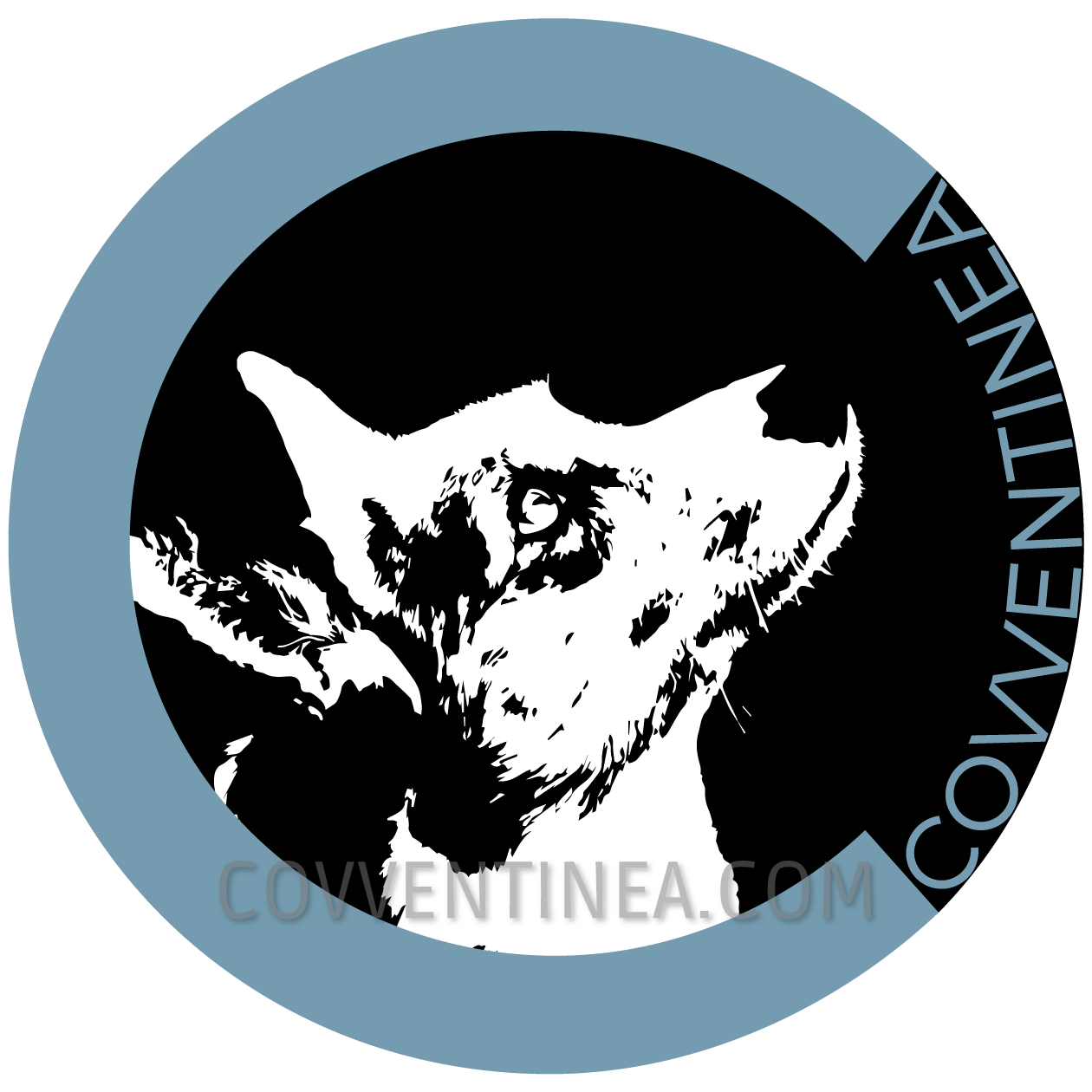 Logo Covventinea Kennel Welsh Corgi Cardigan